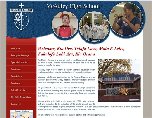 McAuley High School