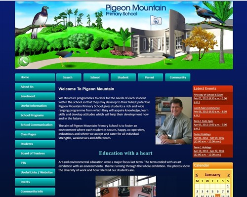 Pigeon Mountain Primary School