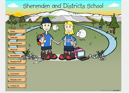 Sherenden and Districts School