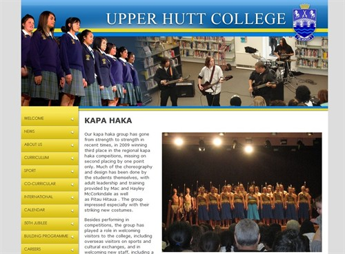 Upper Hutt College