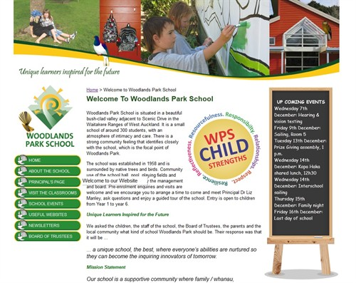 Woodlands Park School